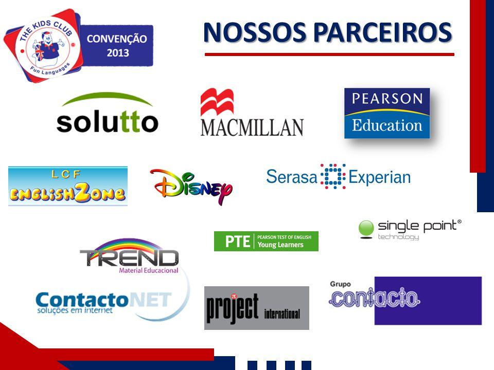 SELO DE EXCELÊNCIA EM FRANCHISING 2013 NOSSAS CONQUISTAS Franqueada Wilma Busato Unidade THE KIDS CLUB Ponta Grossa - PR