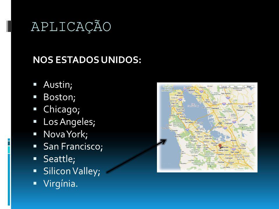 Silicon Valley: Localização: Califórnia Criação: cerca de 1950 Objetivo: gerar inovações científicas e tecnológicas Empresas: Apple Inc., Altera, Google, Facebook, NVDIA Corporation, EA, Symantec, eBay, Yahoo!, HP, Intel, Microsoft entre outros.
