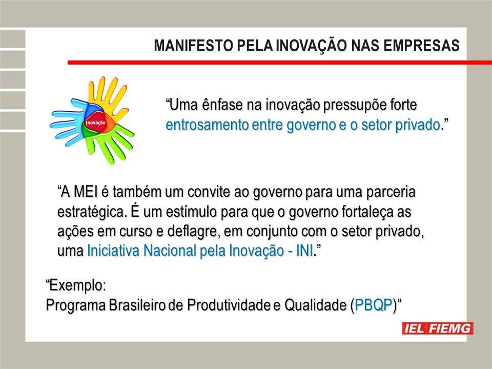 Slide 8 A MEI é também um convite ao governo para uma parceria estratégica.