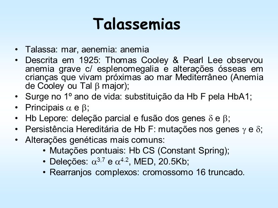 Diagnóstico Laboratorial Eletroforese de Hb: –Perfil SS; –pH ácido e alcalino (Hb S e D); Teste de falcização: pos; Polimorfismo: haplótipos (CAR, Ben