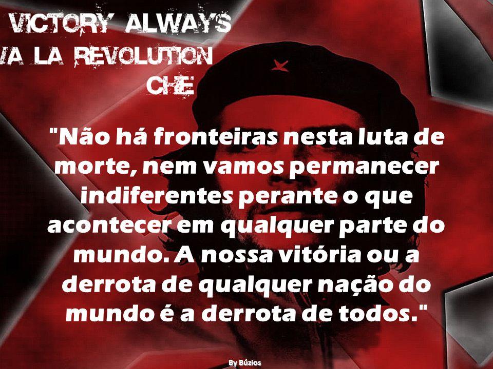 O revolucionário argentino Ernesto Che Guevara foi capturado por militares na Bolívia, que tiveram o apoio da CIA [inteligência norte- americana] em 8