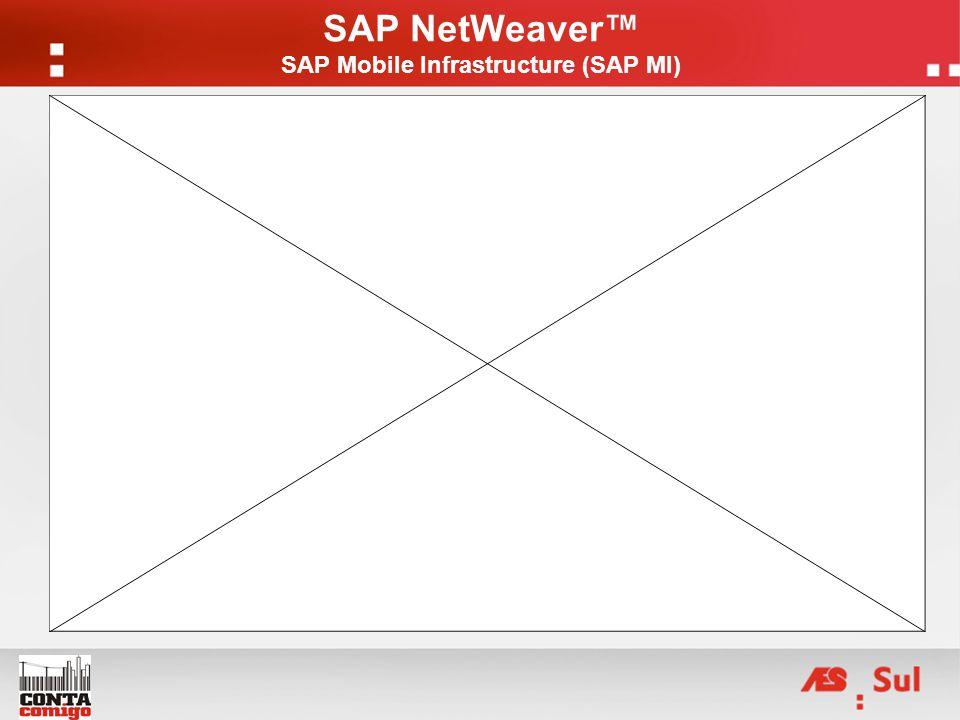 SAP NetWeaver SAP Mobile Infrastructure (SAP MI)