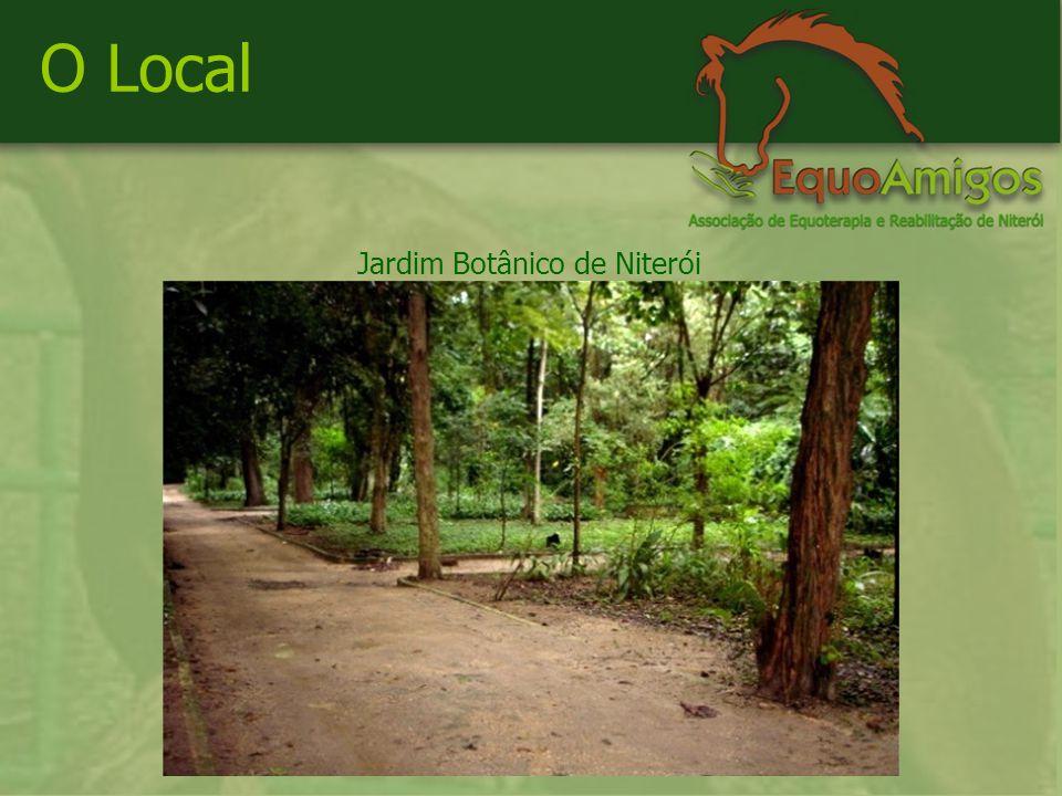O Local Jardim Botânico de Niterói