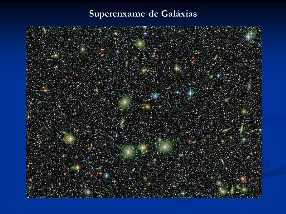 Superenxame de Galáxias