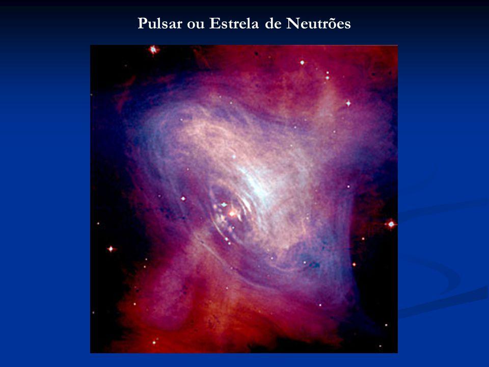 Pulsar ou Estrela de Neutrões