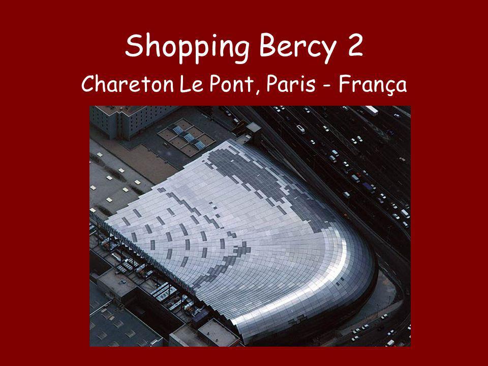 Shopping Bercy 2 Chareton Le Pont, Paris - França