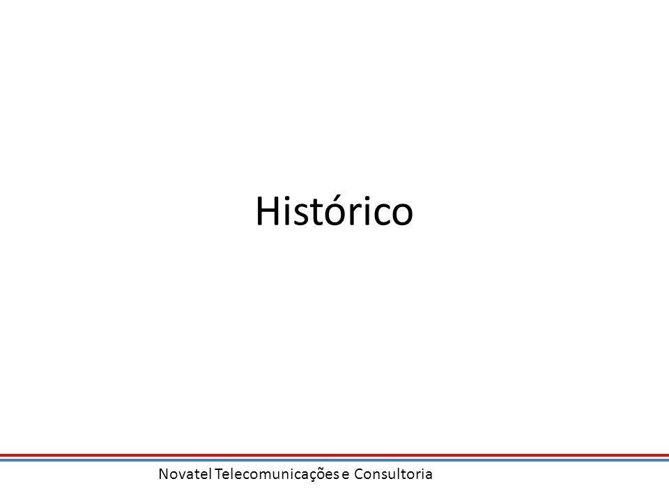 Novatel Telecomunicações e Consultoria Histórico