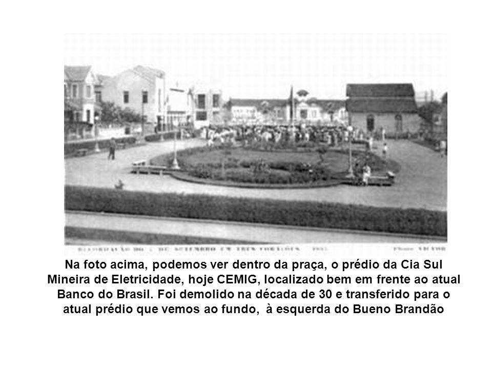 Como sempre, lá está o Bueno Brandão, agora com o diretor José Antônio Lopes Ribeiro Júnior, que o dirigiu no período de 1919 a 1925 Como sempre, lá e