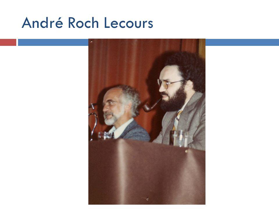 André Roch Lecours