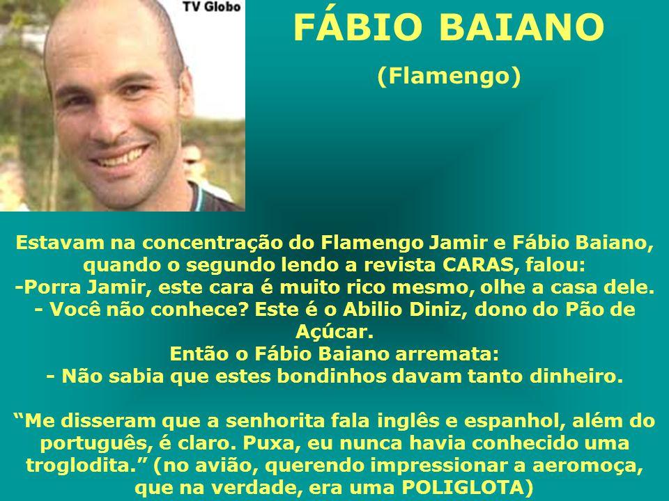 MAGRÃO (Palmeiras) EU AINDA NÃO TIVE O PRAZER DE SER VAIADO PELA TORCIDA.