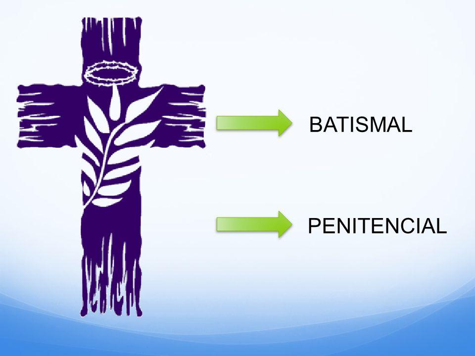BATISMAL PENITENCIAL
