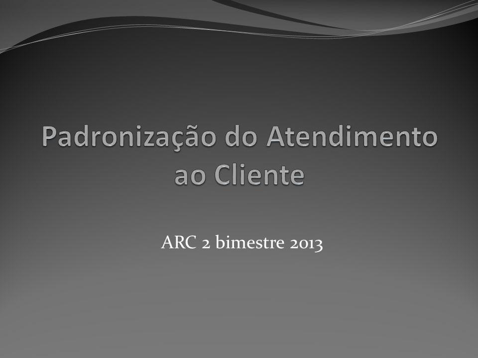 ARC 2 bimestre 2013