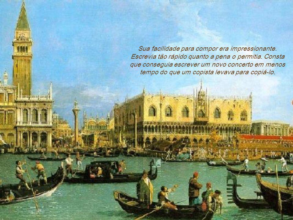 Apesar dos detratores e das críticas que Vivaldi recebeu, seu talento é inegável e sua influência, da maior importância. Foi o compositor que inventou