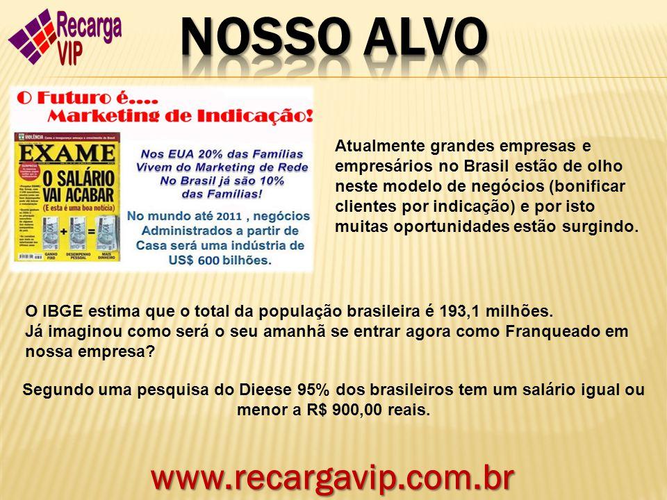 Atualmente grandes empresas e empresários no Brasil estão de olho neste modelo de negócios (bonificar clientes por indicação) e por isto muitas oportu