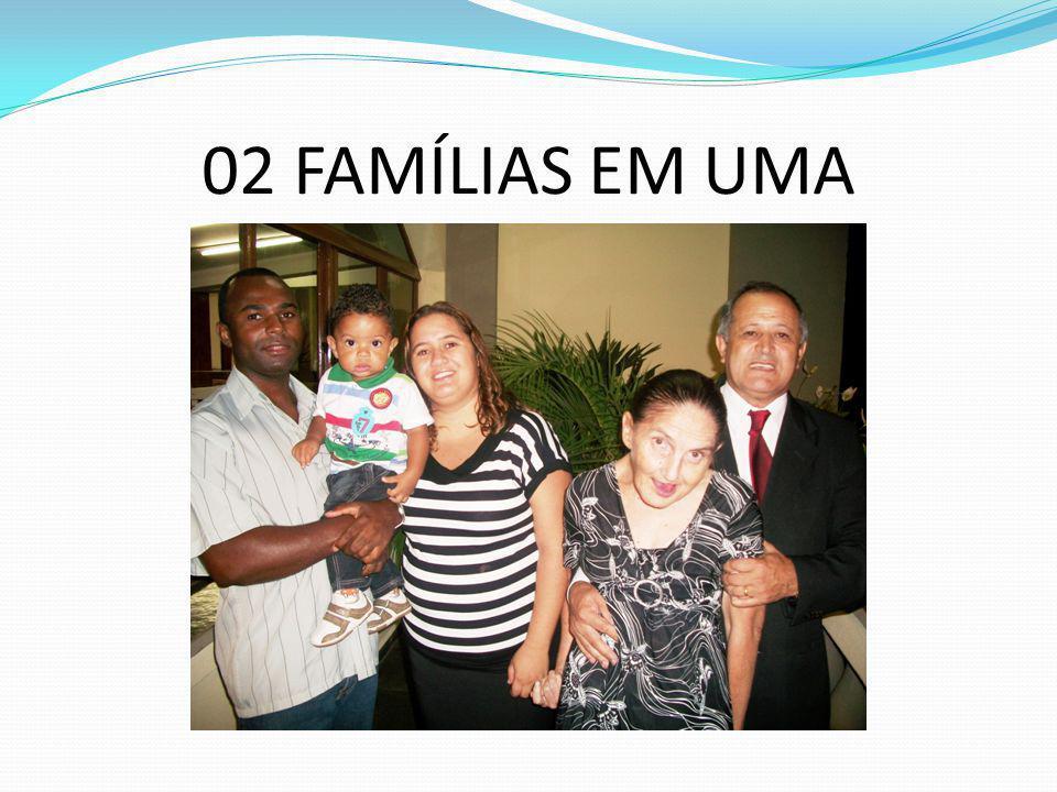 02 FAMÍLIAS EM UMA