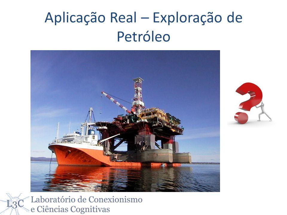 Aplicação Real – Exploração de Petróleo