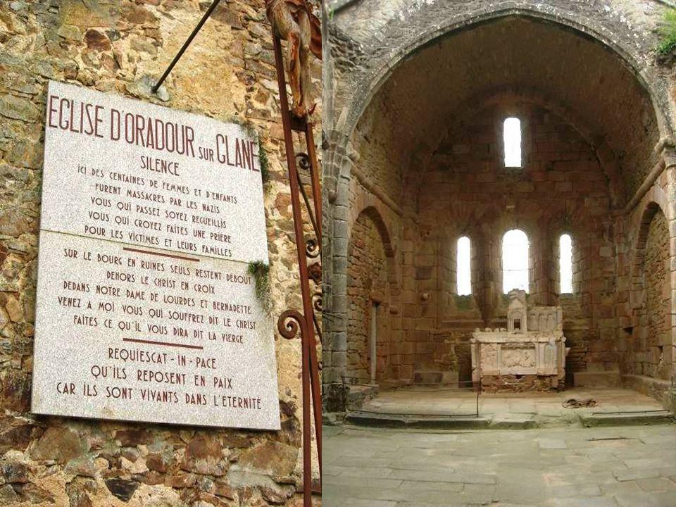 O coro da igreja era constituído de 3 janelas. Mme Rouffanche conseguiu ir até à do meio, a maior, com a ajuda de um escadote que servia para acender