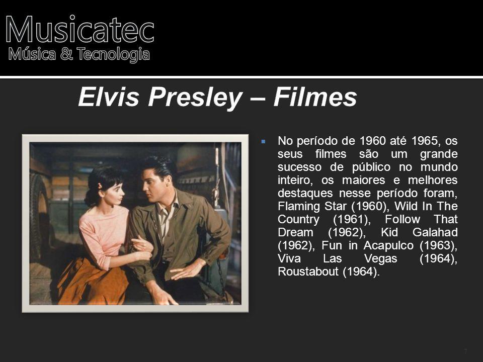 Em 1967 Elvis Presley casa-se com Priscilla Beaulieu, já residente em Graceland, Memphis, desde meados da década, o matrimônio foi realizado na cidade de Las Vegas.