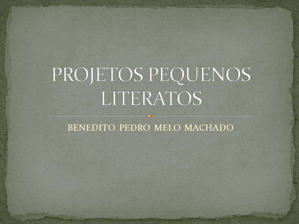 BENEDITO PEDRO MELO MACHADO