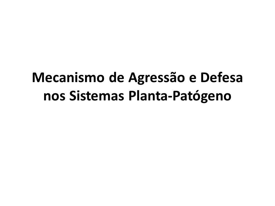 O MECANISMO DE DEFESA DAS PLANTAS - Intruso x Sistema de segurança -Sobrevivência = Evolução Plantas sofrem ação de : Agentes bióticos – vírus, bactérias, fungos, insetos e outros.