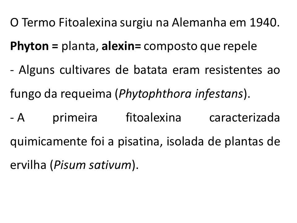 EX: ervilha (Pisum sativum), onde a infecção da planta só ocorre por linhagens do fungo Nectria haematococca capazes de destoxificar a pisatina, fitoalexina produzida por ela.