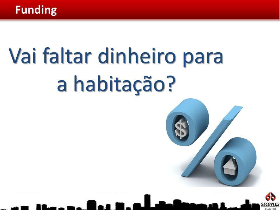 Vai faltar dinheiro para a habitação? Funding