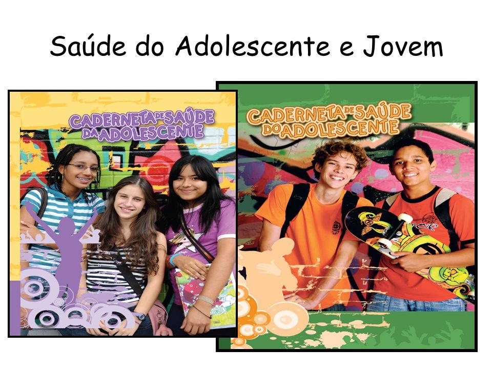 Saúde do Adolescente e Jovem