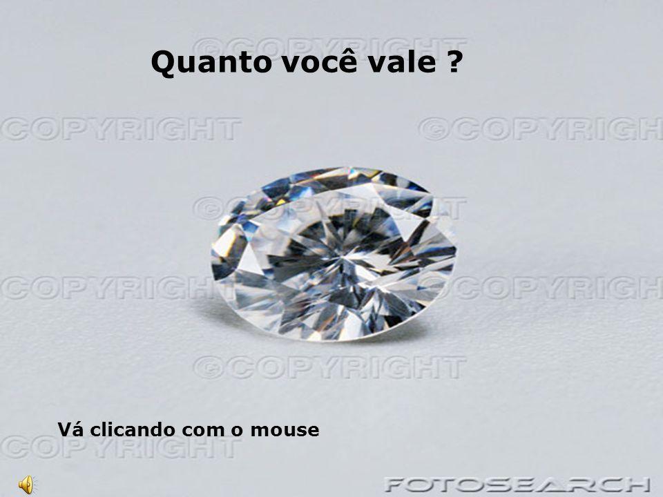 -Você é como esse anel, uma jóia valiosa e única.E que só pode ser avaliada por um expert.