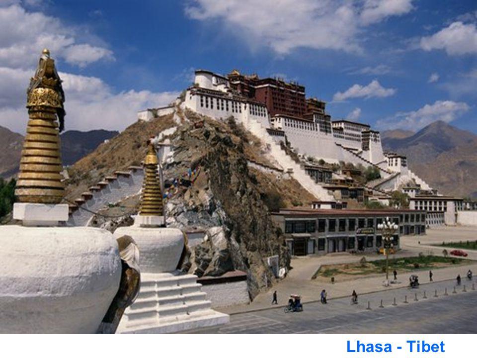 Lhasa - Tibet