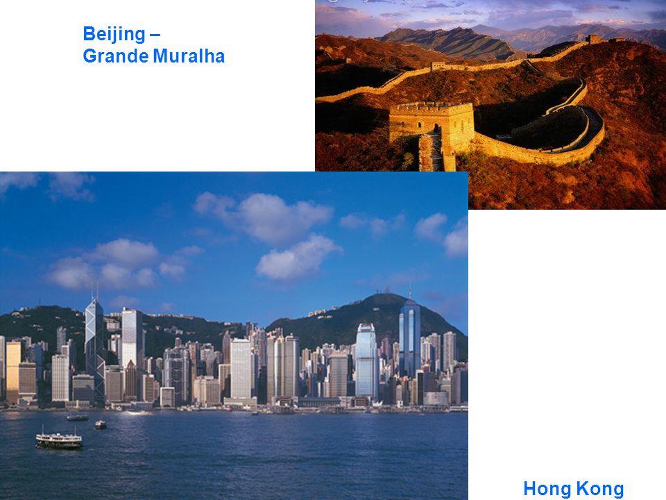 Hong Kong Beijing – Grande Muralha
