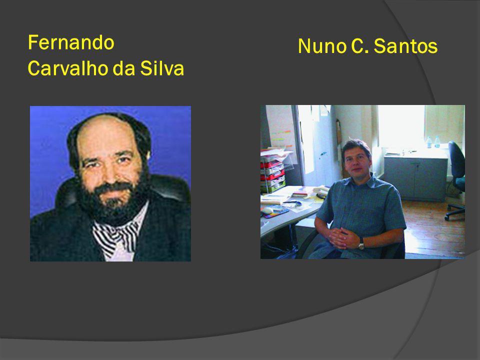 Fernando Carvalho da Silva Nuno C. Santos