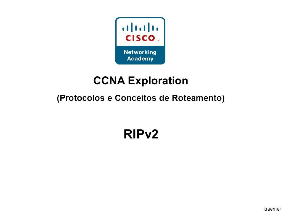 kraemer CCNA Exploration (Protocolos e Conceitos de Roteamento) RIPv2