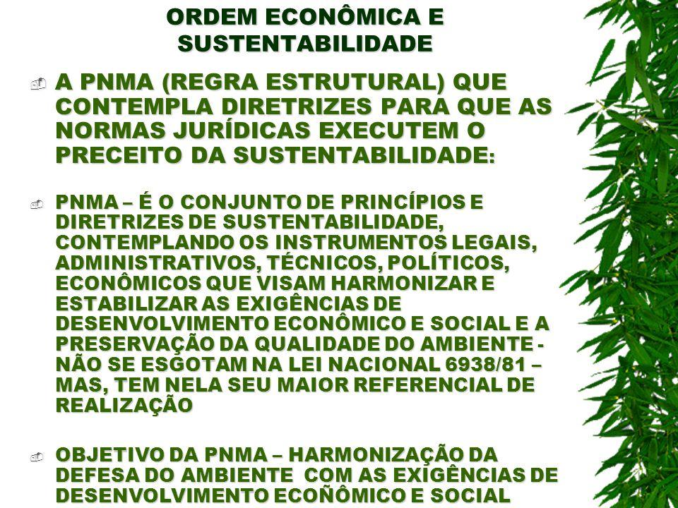 TERMOS DE COMPROMISSO DE AJUSTAMENTO DE CONDUTA A LEI 7435/87 – LEI ESPECIAL – POSTERIOR AO CC ART 1025, LEI GERAL – E, PORTANTO, A EXECEÇÃO LEGAL PODERIA SER FEITA, JÁ QUE ELA VEIO PARA EFETIVAR O PRECEITO CONSTITUCIONAL DO DESENVOLVIMENTO SUSTENTADO – PARA PERMITIR INCLUSIVE EM PROL DA REALIZAÇÃO DO VALOR – O ACORDO – É NORMA INTEGRATIVA E QUE PERMITE A MITIGAÇÃO DO PRECEITO PARA CONCILIAÇÃO DOS VALORES EM NOME DO DESENVOLVIMENTO SUSTENTADO; A LEI 7435/87 – LEI ESPECIAL – POSTERIOR AO CC ART 1025, LEI GERAL – E, PORTANTO, A EXECEÇÃO LEGAL PODERIA SER FEITA, JÁ QUE ELA VEIO PARA EFETIVAR O PRECEITO CONSTITUCIONAL DO DESENVOLVIMENTO SUSTENTADO – PARA PERMITIR INCLUSIVE EM PROL DA REALIZAÇÃO DO VALOR – O ACORDO – É NORMA INTEGRATIVA E QUE PERMITE A MITIGAÇÃO DO PRECEITO PARA CONCILIAÇÃO DOS VALORES EM NOME DO DESENVOLVIMENTO SUSTENTADO; O TAC ENVOLVE ACORDO, NO MÍNIMO, CONQUANTO À FORMA/TEMPO/LUGAR MODO/PRAZO DE CUMPRIMENTO DA OBRIGAÇÃO LEGAL /ALÉM DE PERMITIR AS COMPENSAÇÕES E CONTRIBUIÇÕES NOS CASOS MENCIONADOS, ASSIM, O LEGITIMADO TRANSIGE COM ISSO EM PROL DA PRESERVAÇÃO DO AMBIENTE E DA ORDEM ECONÔMICA O TAC ENVOLVE ACORDO, NO MÍNIMO, CONQUANTO À FORMA/TEMPO/LUGAR MODO/PRAZO DE CUMPRIMENTO DA OBRIGAÇÃO LEGAL /ALÉM DE PERMITIR AS COMPENSAÇÕES E CONTRIBUIÇÕES NOS CASOS MENCIONADOS, ASSIM, O LEGITIMADO TRANSIGE COM ISSO EM PROL DA PRESERVAÇÃO DO AMBIENTE E DA ORDEM ECONÔMICA