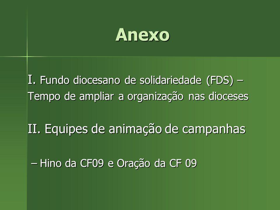 Para refletir 1. Existe uma constatação de que o povo brasileiro é um povo solidário e ao ser motivado, sabe partilhar. O que podemos fazer para organ