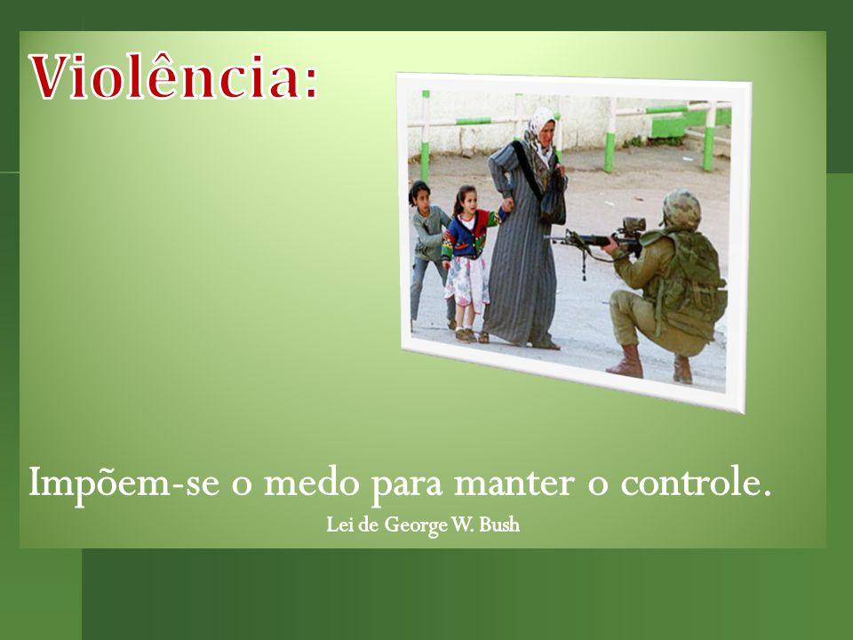 A violência coletiva. b) A violência estatais dos Fóruns privilegiados. c) Impunidade seletiva (à impunidade sistemática dos agentes da alta corrupção