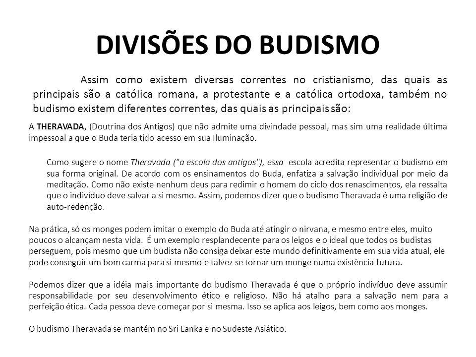 AS QUATRO NOBRES VERDADES SOBRE O SOFRIMENTO Depois de experimentar sua iluminação debaixo da figueira, Buda fez o sermão em que apresentou as quatro nobres verdades sobre o sofrimento.
