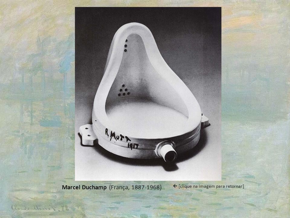 Marcel Duchamp (França, 1887-1968) [clique na imagem para retornar]