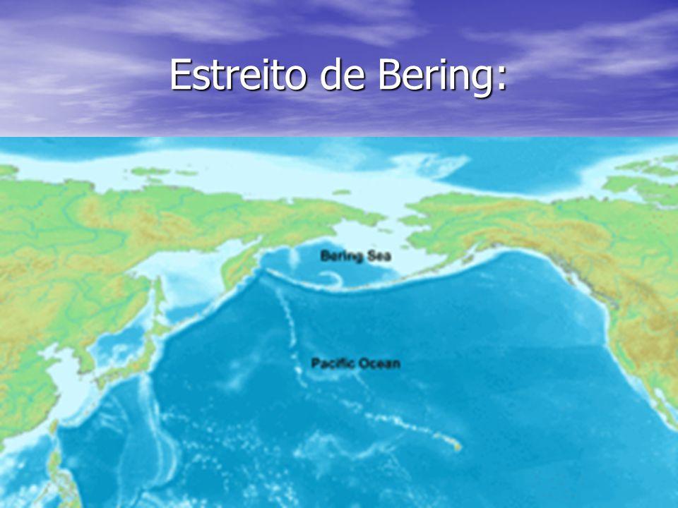 Estreito de Bering: