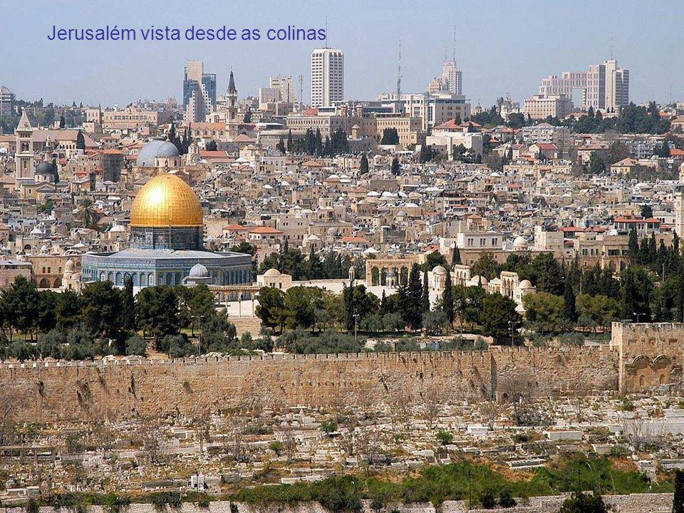 Jerusalém de noite