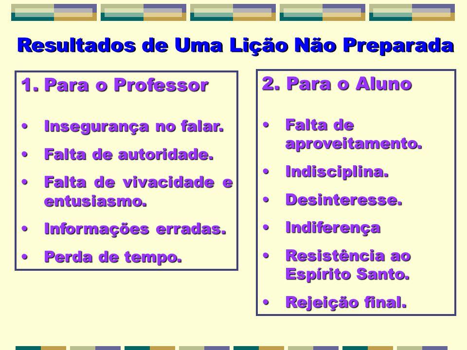 4. AVALIAÇÃO O verdadeiro professor está sempre disposto a fazer avaliações.
