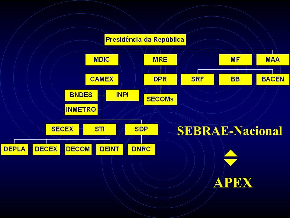 SEBRAE-Nacional APEX