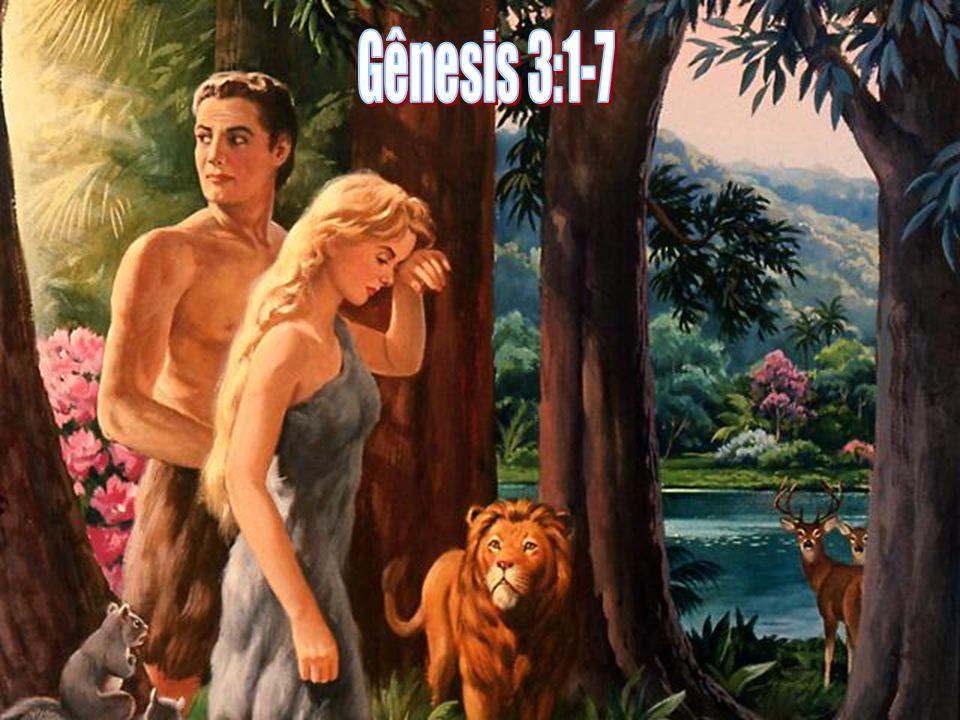 Quando ouviram a voz do Senhor Deus, que andava (Halack) no jardim pela viração do dia, esconderam-se da presença do Senhor Deus, o homem e sua mulher, por entre as arvores do jardim.