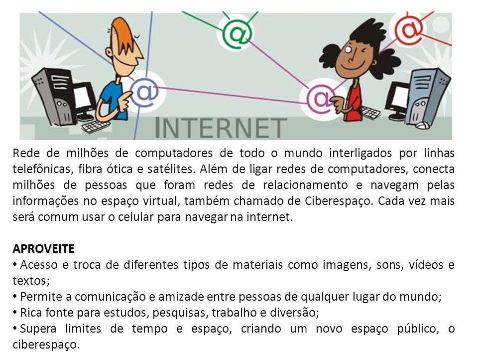 São sites que permitem criar uma página pessoal na Internet, encontrar amigos, participar e criar comunidades para compartilhar gostos e ideias.