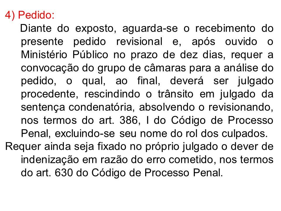 QUESTÃO 22 - A, funcionário público, foi denunciado pela prática do art.