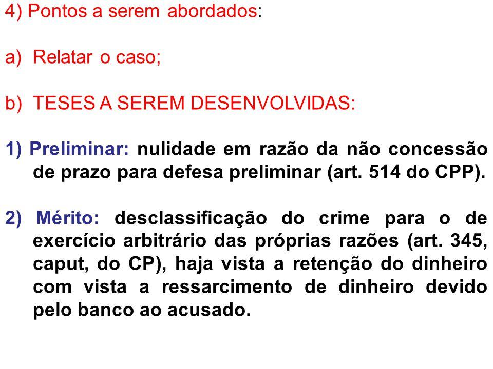 2) Mérito: conseqüente extinção da punibilidade em virtude da decadência do direito de queixa do ofendido (art.