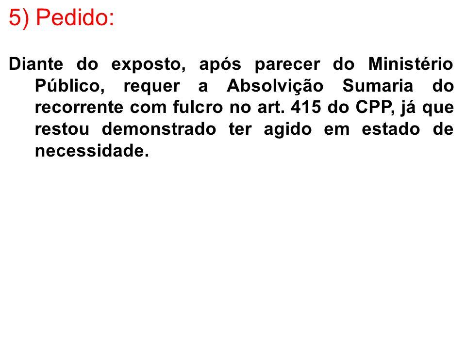12) João foi condenado a dois procedimentos criminais que tramitaram perante a 2ª Vara Criminal da Comarca de Guarulhos/SP, sendo que na primeira condenação pelo crime de tráfico foi fixada pena de 3 anos de reclusão (art.
