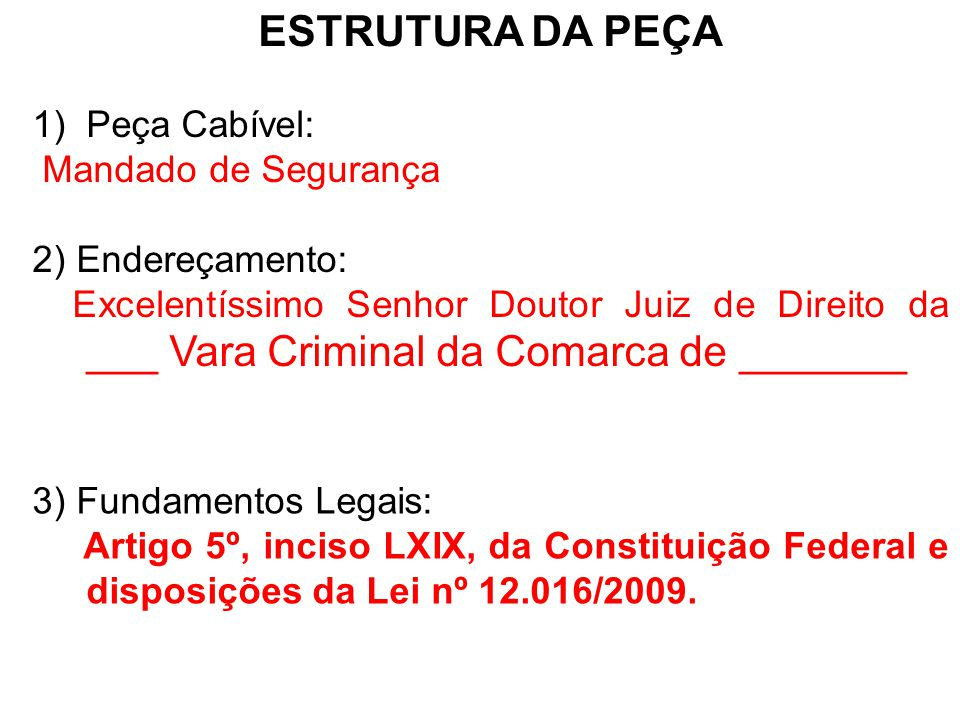 4) Pontos a serem abordados: O Estatuto da Ordem dos Advogados do Brasil (Lei 8906, de 4.7.94), em seu artigo 7 º, XIV, garante ao advogado o direito de examinar, na repartição policial, os autos do inquérito policial.