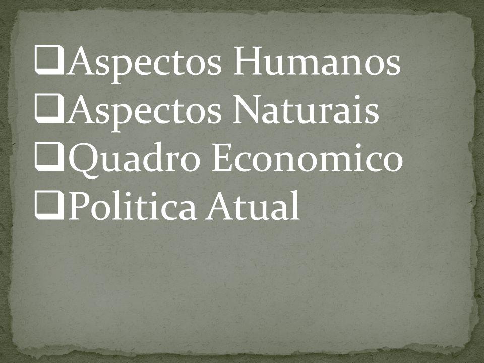 ASPECTOS HUMANOS.(Cultura e Dados Sociais.) Idioma: inglês (oficial).