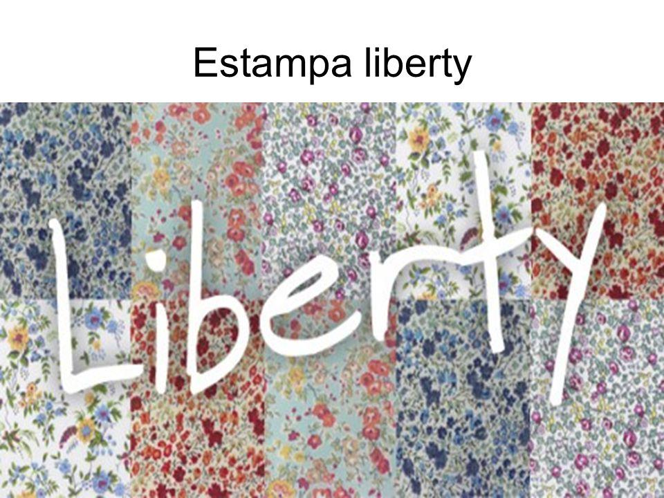 Estampa liberty