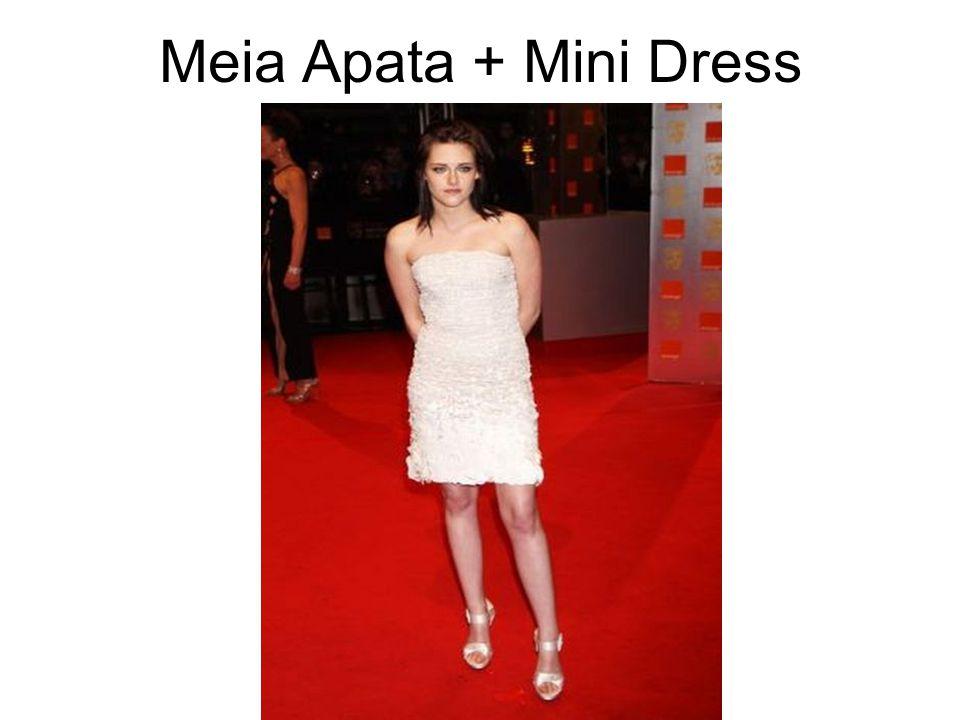 Meia Apata + Mini Dress